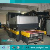 Cadena de producción de cristal curvada completamente automática del endurecimiento de Landglass