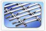 電流を通された正方形の金網(YS-GS)