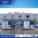 China fabricación OEM de la fábrica de la pesca 0.3T de venta directa a la máquina de hacer hielo 40t