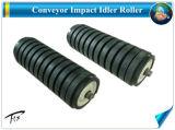 Dtii Coal Mine Conveyor Rubber Impact Roller
