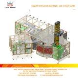 Wohnabfall-Sortierfach-Automatisierungs-Fließband