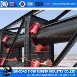 Sistema di trasportatore del nastro trasportatore del tubo/trasportatore d'acciaio del tubo del cavo