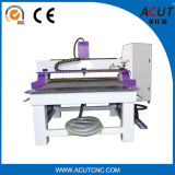 Maquinaria de madeira do CNC do tamanho do padrão 1325, router de madeira do CNC com o rolo para o material estável