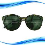 PC durables de la jambe de façon à charnière en métal de Lunettes Les lunettes de soleil