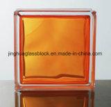 В-Покрашенные стеклянный блок/кирпич 190*190*80mm много цветов с качеством самого лучшего цены хорошим