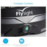 lunettes visuelles de quarte de Flysight Spx02 Fpv du large écran 5.8g avec l'appareil-photo