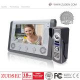 색깔 무선 내부통신기 IP 영상 내부통신기를 위한 영상 문 전화