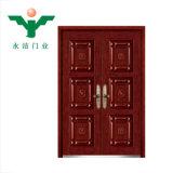 Zhejiang Hot Sale Doule Yujie fabrication conception de la porte du panneau