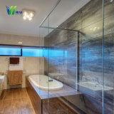 Новая конструкция из закаленного стекла роскошный отель душевой стекла