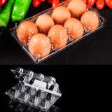 Яйцо очистить окно/ яйцо картонная упаковка / яйцо лоток 8 лоток для транспортировки яиц ПК