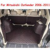 Carro Tapete de troncos tapete impermeável de Camisa de inicialização de carga para Mitsubishi Outlander 2006-2011