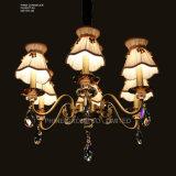 02123 Phine iluminación colgante moderno con Swarovski o K9 Decoración de cristal Lámpara de fijación de la luz de lámpara de araña