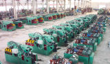 Cisaillement hydraulique en métal d'alligator pour le découpage réutilisant des machines