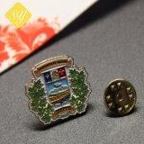 Il ricordo su ordinazione del metallo assegna il Pin morbido promozionale del risvolto dello smalto
