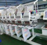 6 Chefes máquina de bordado computadorizada Wonyo comercial para a PAC & T-shirt bordados com todas as peças