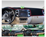 Para Jeep Grand Cherokee 2011-2016 Dashmat tapete da tampa do painel de bordo Dash Almofada Sun voar5d
