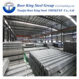 ERW 300mm Durchmesser-vor galvanisiertes Stahlrohr-Gefäß in Tianjin