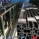 Parentesi di blocco per grafici di vetro 45% del montaggio del comitato solare della poliammide 6.6 per il sistema energetico