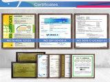 Het vrije Document van de Sublimatie van Steekproeven 90GSM Regelmatige voor Katoen en Donkere/Lichte Stof