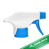 28/410 28/415 de plástico resistente a químicos Acionar Pulverizador para o frasco de 750 ml