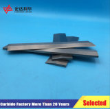 Tiras de carburo de tungsteno de alta calidad de barras en Zhuzhou