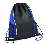 El lazo de la tela de Oxford Backpacks los bolsos con errores 110g promocionales