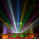 Drijver Lichte 5000W van de Hemel van de Lamp van het Xenon van het Onderzoek van Gbr de Kleurrijke Bewegende Hoofd Lichte 4000W Openlucht