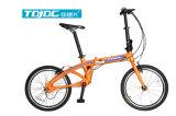 """20 """"良質Vブレーキ大人のための折るバイクの自転車"""