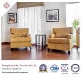 Ausgezeichnete Hotel-Möbel mit Wohnzimmer-Sofa-Stuhl (YB-S-9)