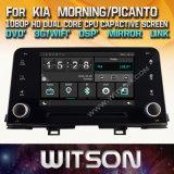 Witson Windows Радио стерео проигрыватель DVD для Kia Picanto в первой половине дня 2017