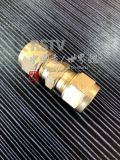 Латунные фитинги с обжимным кольцом три пути тройник штуцер
