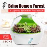 Smart лесных воздухоочиститель с низким энергопотреблением и низким уровнем шума