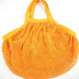 Faltbare Frucht-Baumwollzeichenkette-Ineinander greifen-Einkaufstasche