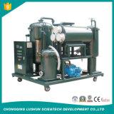 Zuiveringsinstallatie van de Olie van het Smeermiddel van het Afval van Zrg van het Merk van Lushun de Multifunctionele met de Prijs van de Fabriek