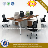 Forces de défense principale durables L bureau exécutif de bureau de forme (UL-MFC581) de meubles de bureau