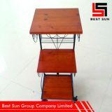 철 소파 측 테이블, 표준 크기 탁자
