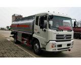 Hochleistungstransport-Heizöl der Kapazitäts-3300kg tanken Tanker-LKW-Kraftstoff-Zufuhr wieder