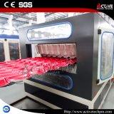 플라스틱 PVC 물결 모양 지붕 장 도와 압출기 기계