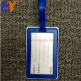 Etiqueta de bagagem de plástico de PVC