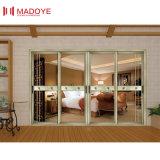 Portes coulissantes de balcon de type élégant