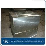 Выкованная пластичная плита стали P20 прессформы стальная с высоким качеством
