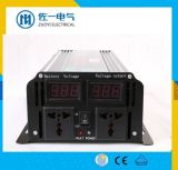 Inversor puro 1500W 12V 220V de la potencia de onda de seno de la venta caliente