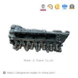4bt головки блока цилиндров в сборе погрузчика 4bt3.9 3933370 для дизельного двигателя