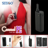 650 mAh 건전지를 가진 Seego Conseal PE Cbd 기름 Vape 전자 담배
