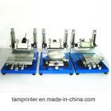 작은 플라스틱 제품, 금속 스크린 프레임 및 더 얇은 작업대를 위한 기계를 인쇄하는 수동 스크린