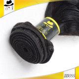 7AブラジルのRemyの毛の質の深い織り方