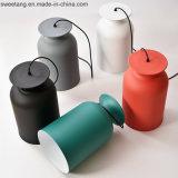 Colgante moderno Lighting&#160 de la lámpara del diseño casero; en aluminio