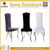新しいデザインホテルの家具のイベントのステンレス鋼の椅子