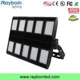 150-200lm/W IP66 5 años de garantía de 600 W de alta potencia 800W 1000W proyector LED