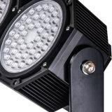 840W industrielle LED Lager-Gymnastik-Flut-Licht-Schwarz-Beschichtung